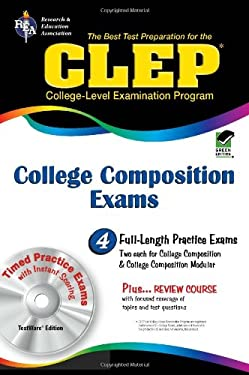 The Best Test Perparation for the CLEP College-Level Examinationprogam [With CDROM] 9780738608891