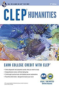 CLEP Humanities W/ Online Practice Exams 9780738610306