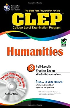 CLEP Humanities, the Best Test Prep for the CLEP 9780738601700