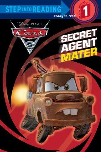 Secret Agent Mater 9780736480956