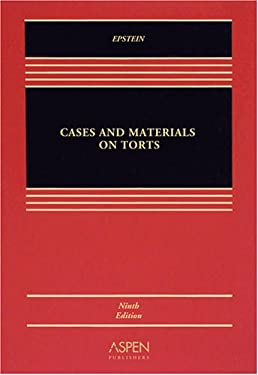 Cases and Materials on Torts 9780735569232