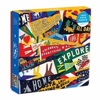 Celebrate Everything 1000 Piece Puzzle