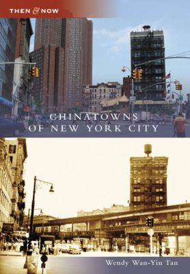 Chinatowns of New York City 9780738555102