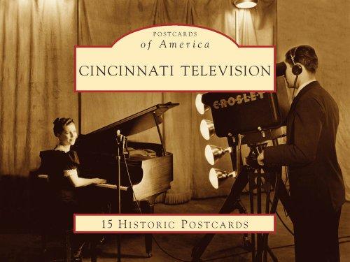 Cincinnati Television 9780738561004