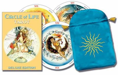 Circle of Life Tarot/Tarot del Circulo de La Vida [With Tarot Deck and Satin Bag] 9780738712994
