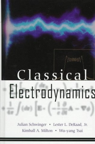 Classical Electrodynamics 9780738200569