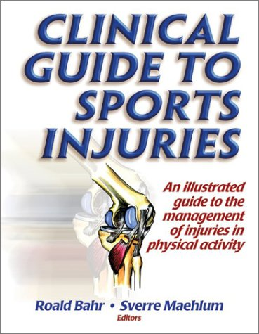 Clinical Guide to Sports Injuries [With CDROM] 9780736041171