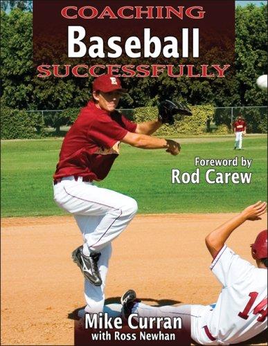 Coaching Baseball Successfully 9780736065207