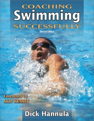 Coaching Swimming Successfully 9780736045193