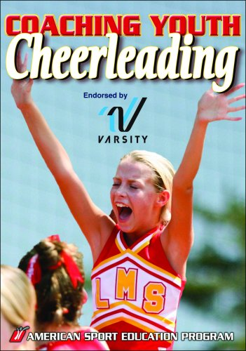 Coaching Youth Cheerleading 9780736074445