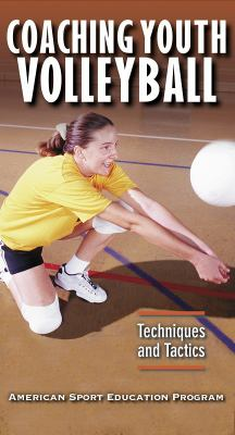 Coaching Youth Volleyball: Techniques & Tactics Video - Ntsc