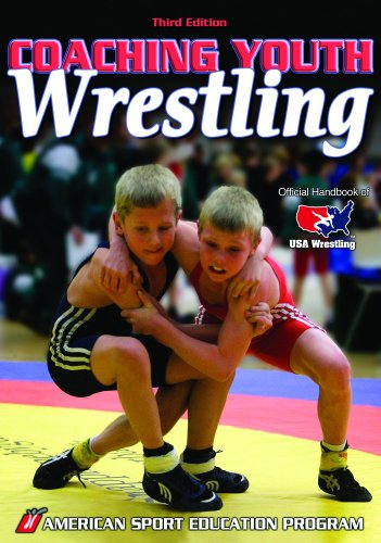 Coaching Youth Wrestling 9780736067119