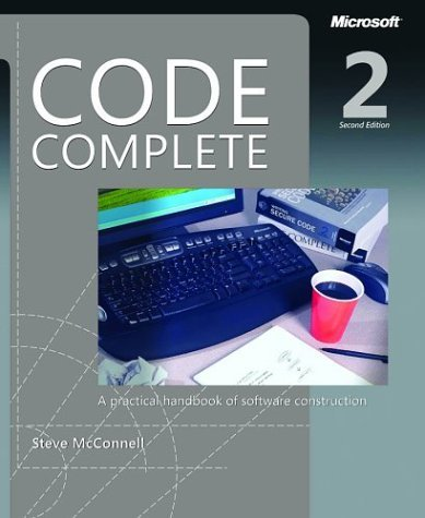 Code Complete - 2nd Edition