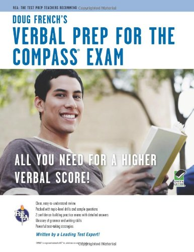 Compass Exam - Doug French's Verbal Review (Rea) 9780738610030