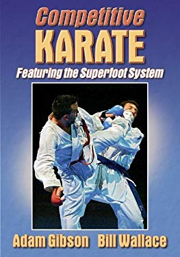 Competitive Karate 9780736044929