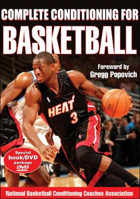 Complete Conditioning for Basketball [With DVD] 9780736057844
