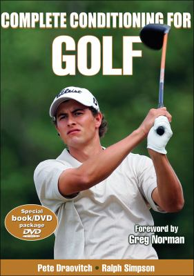 Complete Conditioning for Golf [With DVD] 9780736067799