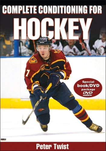 Complete Conditioning for Hockey [With DVD] 9780736060349