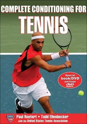Complete Conditioning for Tennis [With DVD] 9780736069380