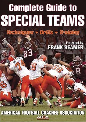 Complete Guide to Special Teams 9780736052917