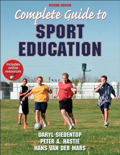 Complete Guide to Sport Education [With Access Code] 9780736098380