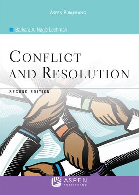 Conflict and Resolution 9780735567320