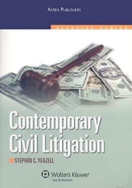 Contemporary Civil Litigation 9780735562462