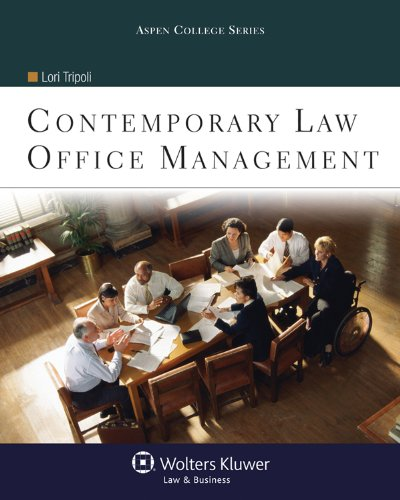 Contemporary Law Office Management