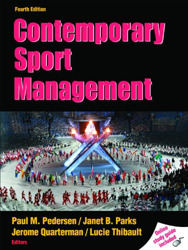 Contemporary Sport Management [With Access Code] 9780736081672