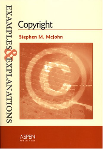 Copyright: Examples & Explanations 9780735552876