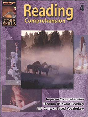 Steck-Vaughn Core Skills: Reading Comprehension: Student Edition Grade 4 Reading Comprehension 9780739857328