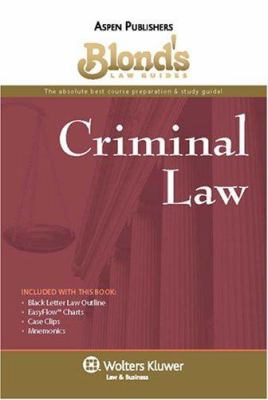 Criminal Law 9780735573413