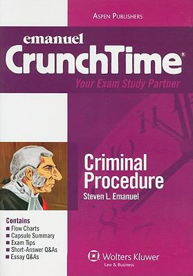 Criminal Procedure 9780735578913
