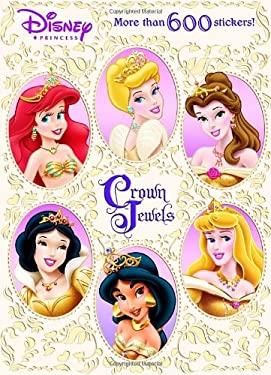 Crown Jewels (Disney Princess) 9780736424981