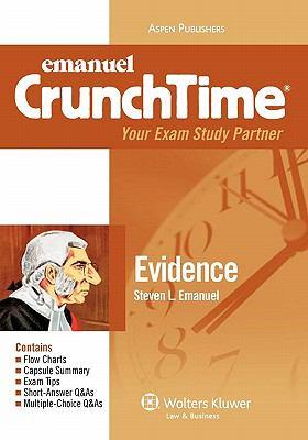 Emanuel Crunchtime: Evidence 9780735590458