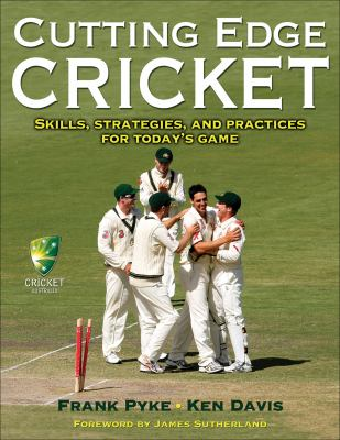 The Cutting Edge Cricket 9780736079020