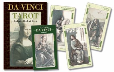 DaVinci Tarot Cards Kit
