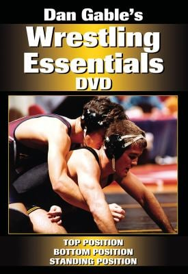 Dan Gable's Wrestling Essentials Complete Collection DVD 9780736060295