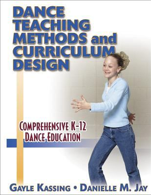 Dance Teaching Methods and Curriculum Design 9780736002400
