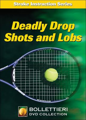Deadly Drop Shots and Lobs DVD 9780736069953
