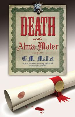 Death at the Alma Mater 9780738719672