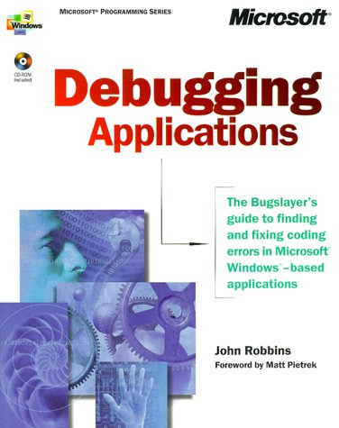 Debugging Applications [With] 9780735608863