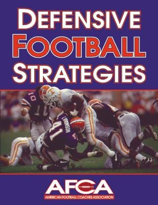 Defensive Football Strategies 9780736001427