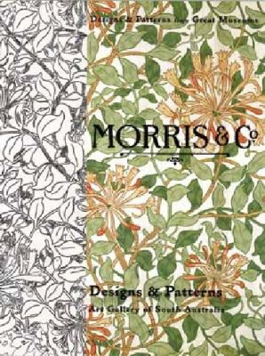 Designs & Patterns: Morris & Co. 9780730830375