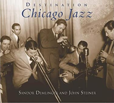 Destination Chicago Jazz 9780738523057