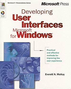 Developing User Interfaces for Microsoft Windows [With CD-ROM] 9780735605862