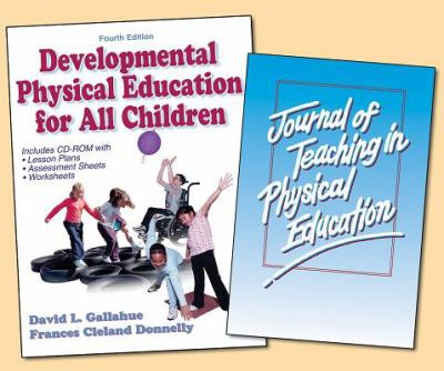 Developmental Physical Education for All Children W/Journal Access-4th Edition 9780736071208