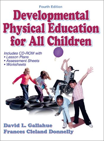 Developmental Physical Education for Today's Children (Book ) [With CDROM] 9780736033886