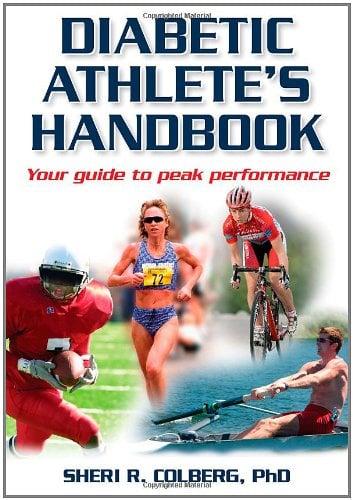 Diabetic Athlete's Handbook 9780736074933