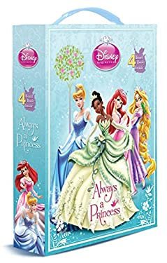 Disney Princess: Always a Princess Boxed Set